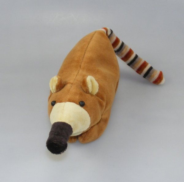 Nasenbär - Riechard der Nasenbär