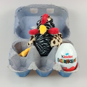 Sack des Monats März - Das Huhn oder das Ei...
