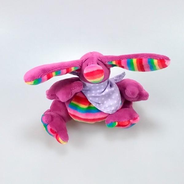 Kleiner Hasenbommel - Holger Lila-Regenbogen
