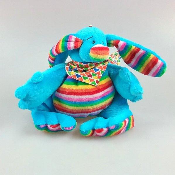 Kleiner Hasenbommel - Holger Blau-Regenbogen