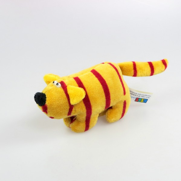 Tiger klein - Mutiger Jungtier