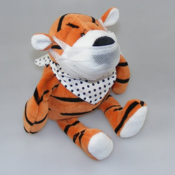 Bärchenbommel Tiger Corona