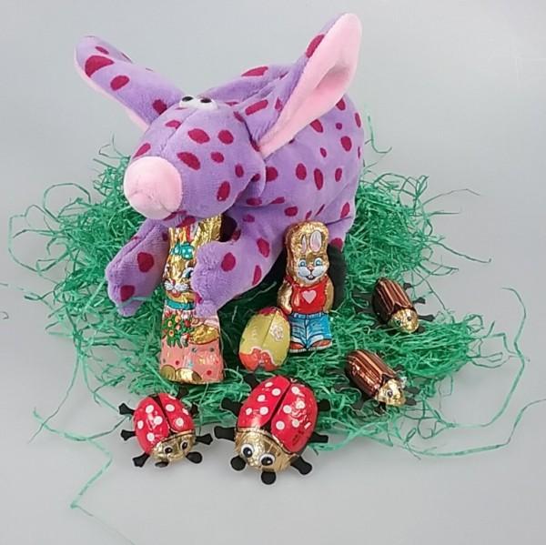 Sack des Monats April '17 - Osterhase mit Rüsselnase