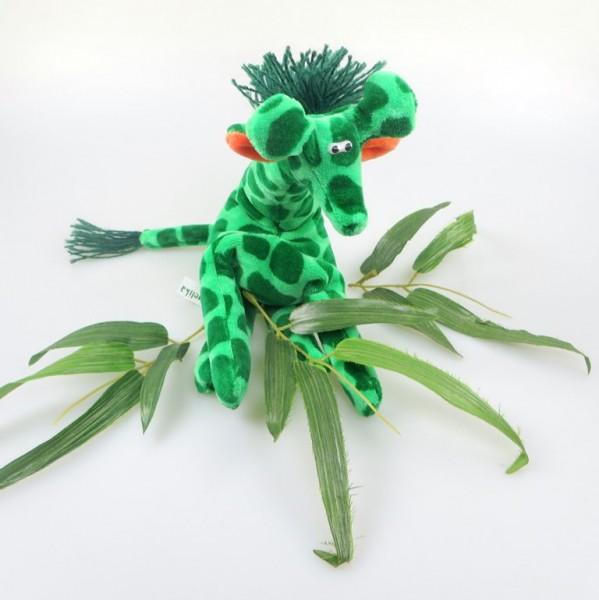 VegAngelika, die vegane Giraffe