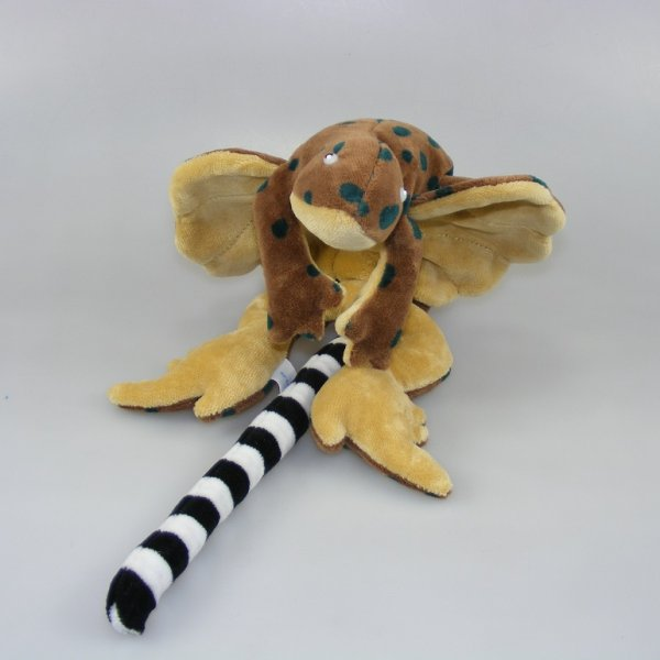 Flugechse - Flugbegleiterin Bianca
